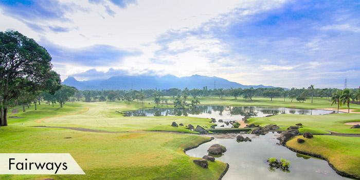 マニラゴルフ場予約 フィリピンオープン開催の名門☆マウント マララヤット・ゴルフ&カントリークラブ