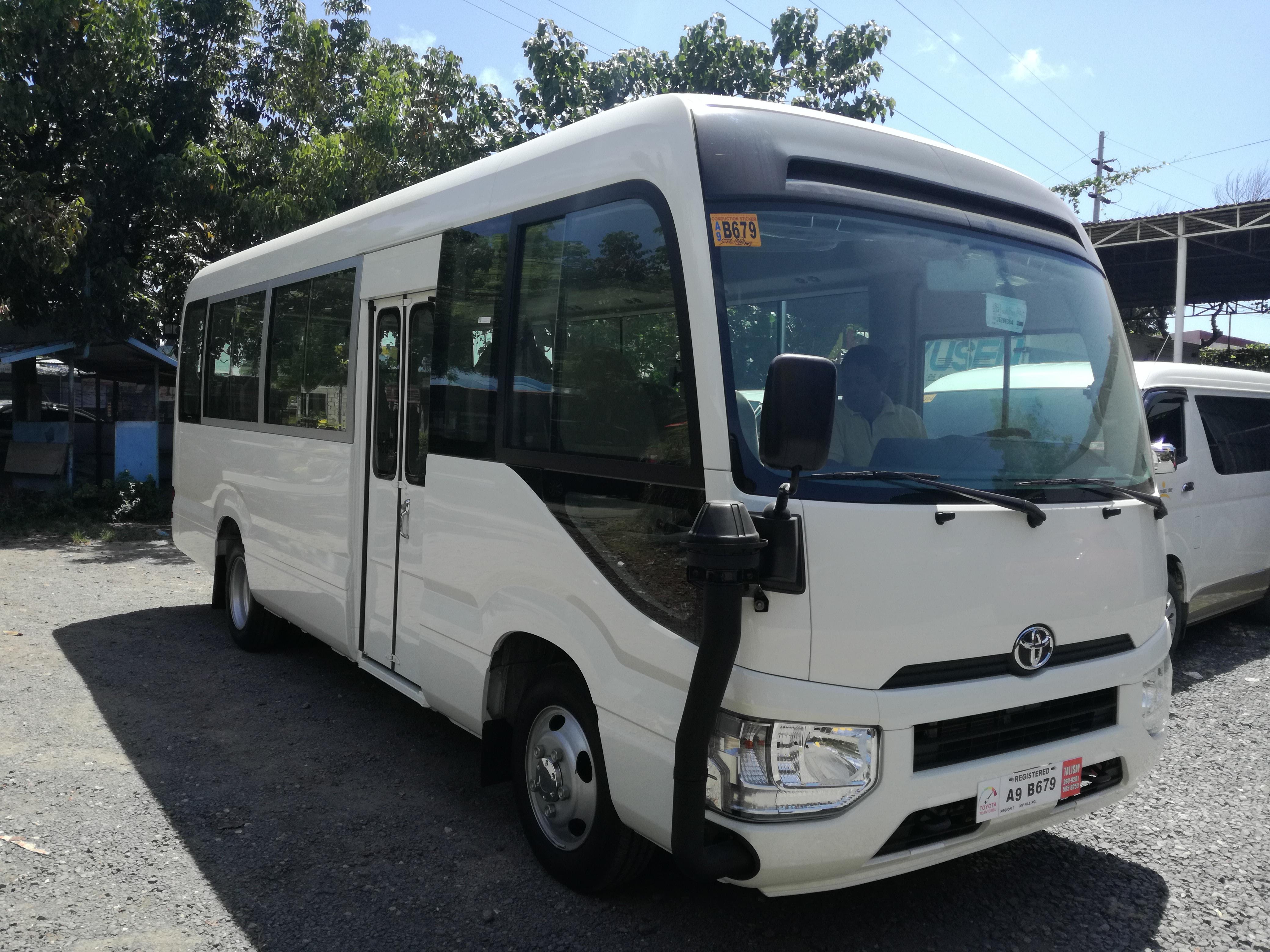 小型バス貸切観光チャーター 日本語ガイド