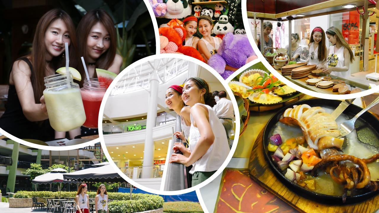 ショッピング&フィリピンディナーツアー