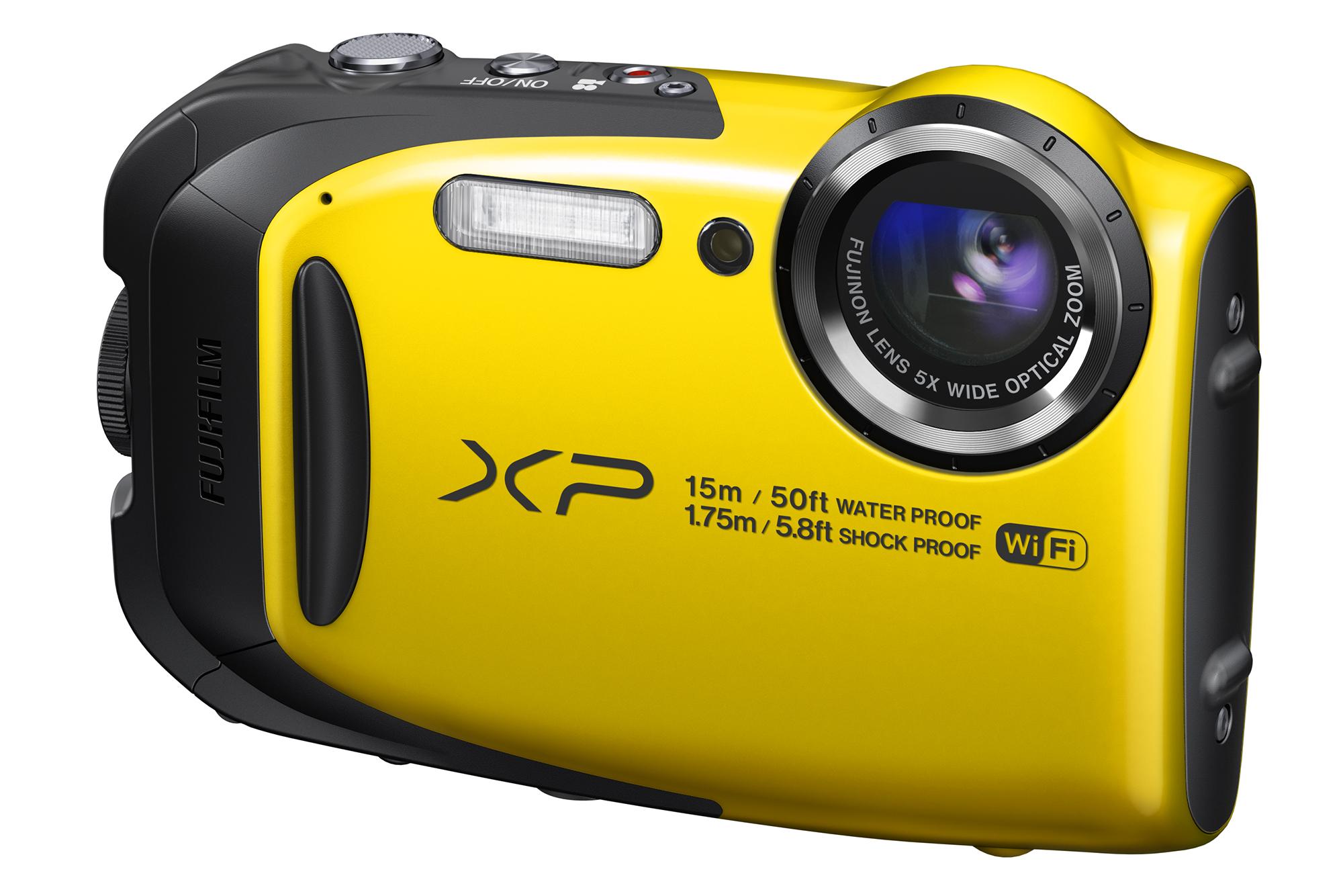 水中カメラレンタル(富士フィルム:FinePix XP80)
