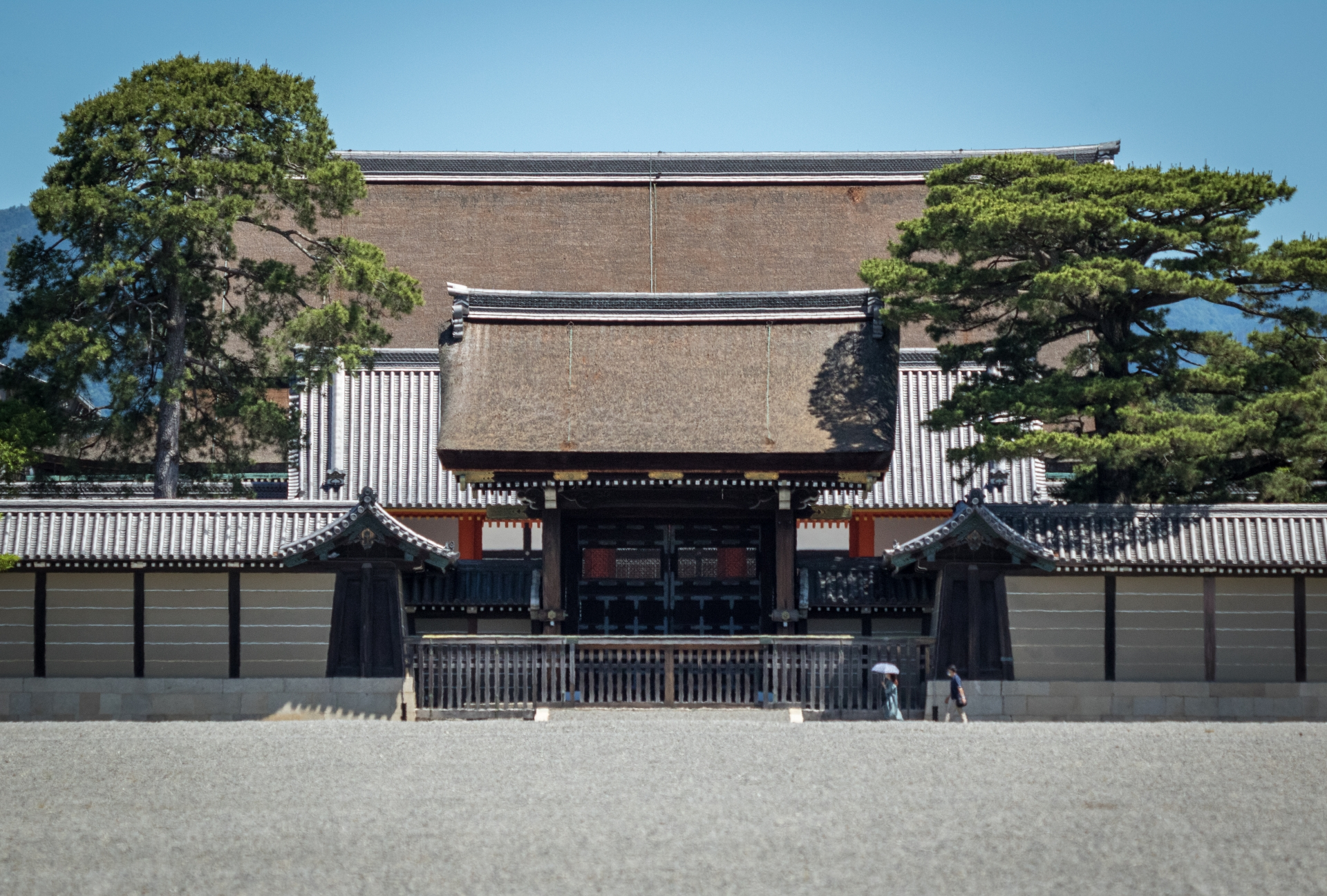 [03] Virtual Tour of Kyoto Imperial Palace in Japan <Live Streaming>