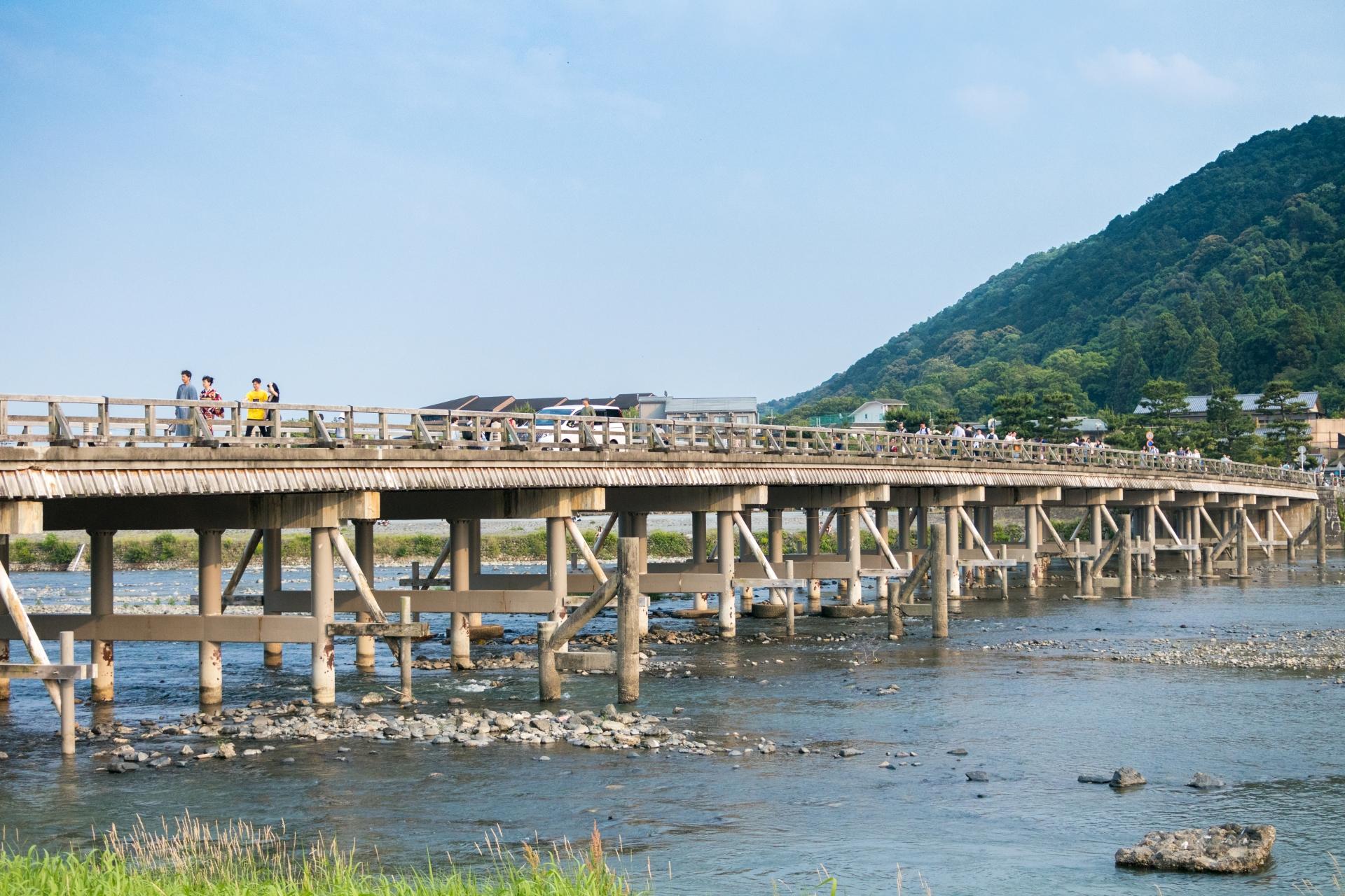 [06] Virtual Tour of Kyoto Arashiyama Area in Japan <Live Streaming>