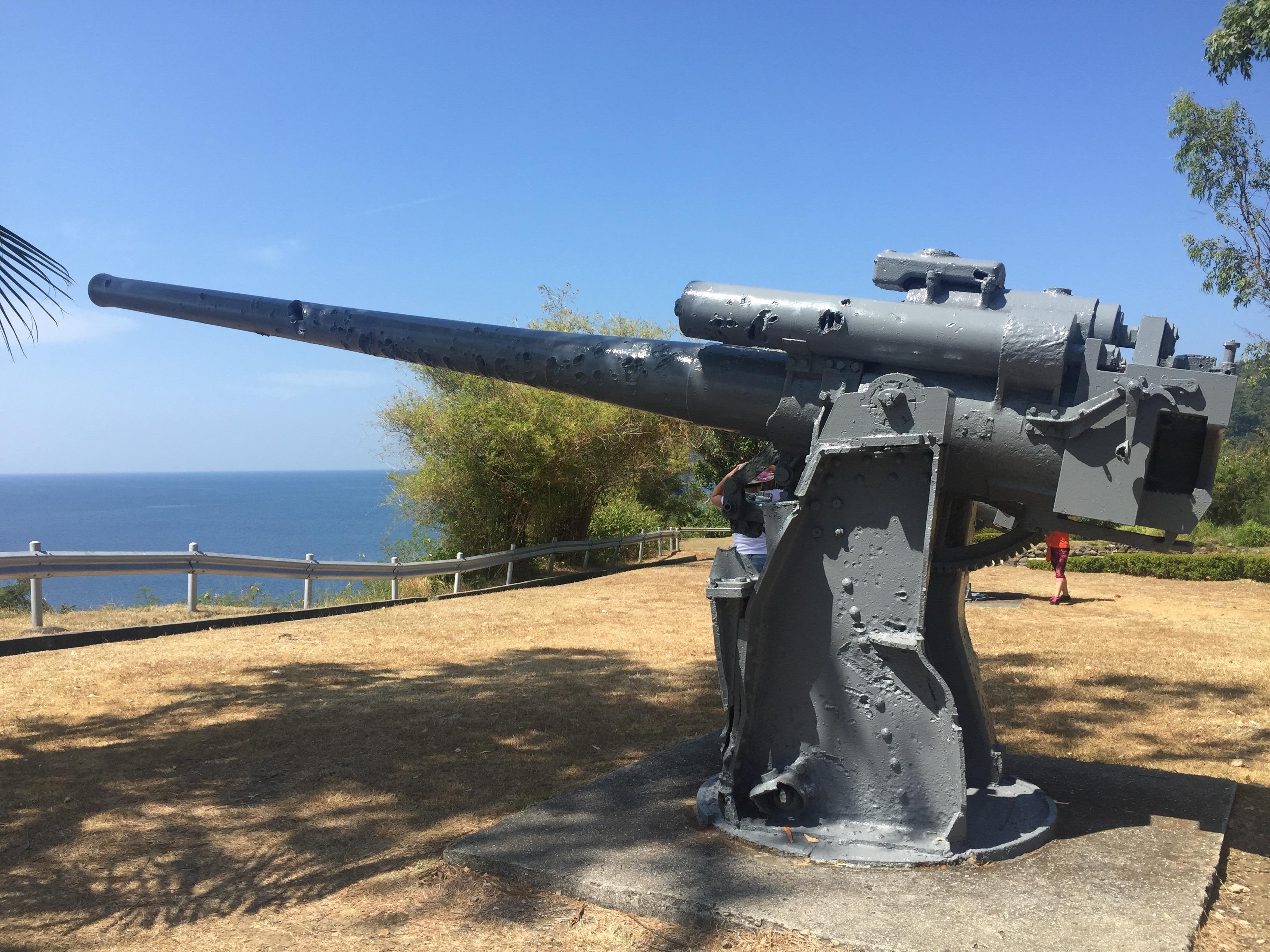 マニラ郊外ツアー 戦争の足跡や歴史に触れる ☆コレヒドール島ツアー