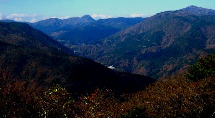 【箱根の山  個人ガイド】 登山ガイドと少人数で、近郊の絶景登山へ