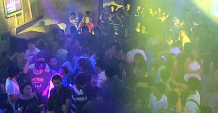 ナイトクラブ&フィリピンディナーツアー
