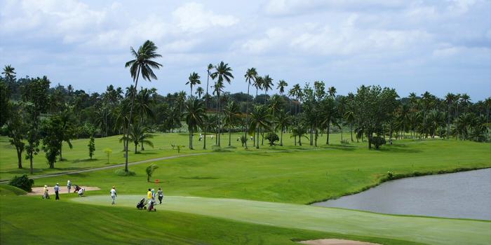 マニラゴルフ場予約 フィリピンを代表する名門コース☆カンルバンゴルフ&カントリークラブ