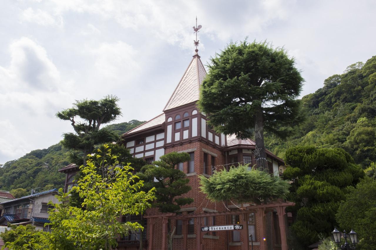 【5/13(木)開催】風見鶏の館非公開の部屋&ラインの館見学と神戸北野ホテルランチ