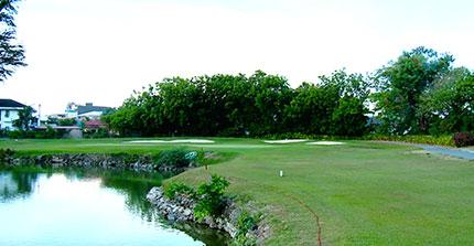 ゴルフ セブカントリークラブ